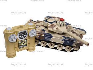 Детский танк на радиоуправлении, 788-2, детские игрушки