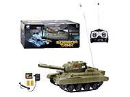Игрушка «Боевой танк», на управлении , 9343, купить
