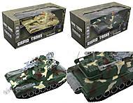 Радиоуправляемый танк в коробке, звук, свет, M1A2-E, купить