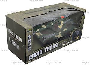 Радиоуправляемый танк в коробке, звук, свет, M1A2-E, отзывы