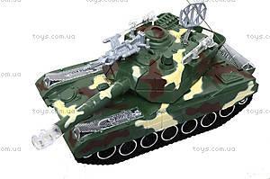 Радиоуправляемый танк в коробке, звук, свет, M1A2-E, цена