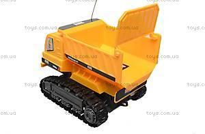 Р/у Трактор гусеничный в коробке, 7103, фото