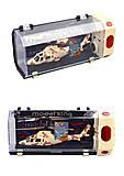 РУ Вертолет из пластика, 2 вида, 33017, детские игрушки