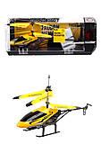 РУ Вертолет в пластиковом боксе, 33024S, детские игрушки