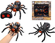 Радиоуправляемая игрушка паук, 58620