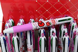 Ручка-автомат, 4 цвета, HK14-067K, купить