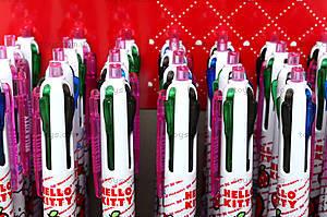 Ручка-автомат, 4 цвета, HK14-067K, фото