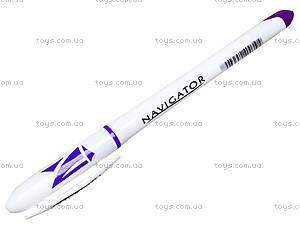 Ручка гелевая фиолетовая Navigator, 12 штук, 73901-NV, купить