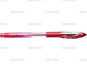 Гелевые ручки, красные, TZ501B, фото