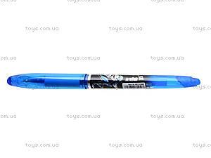 Ручка гелевая синяя Max Steel, MX14-068K, купить