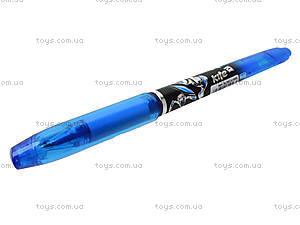 Ручка гелевая синяя Max Steel, MX14-068K, фото