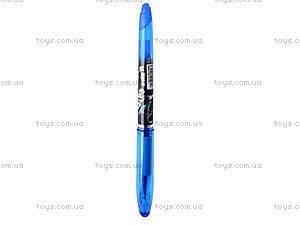 Ручка гелевая синяя Max Steel, MX14-068K, отзывы