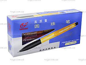 Шариковая ручка-автомат Tianjiao, TY-135