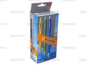 Ручка шариковая автоматическая Winning, WZ-2011A