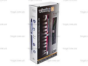 Шариковая ручка-автомат Winning синяя, WZ-2060