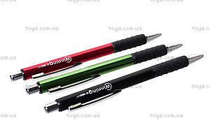 Ручка автоматическая, синяя, WZ-2062А, купить