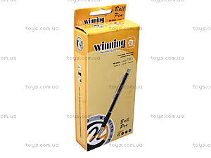 Ручка автоматическая, синяя, WZ-2062А