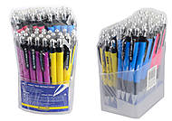 Ручка шариковая автоматическая WISE, синяя (60 штук), BM.8228, отзывы