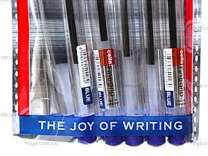 Шариковая ручка Finegrip, Finegr син, фото