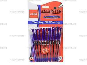 Набор ручек Maxriter, фиолетовый, кансакт