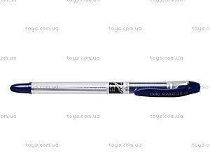 Ручка шариковая Maxriter, синий, Maxr син, купить