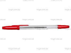 Ручка шариковая красная Standart 51, 10 штук, 74005-NV, купить