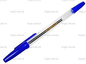Ручка шариковая синяя Standart 51, 10 штук, 74005-NV blue, фото