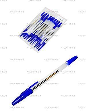 Ручка шариковая синяя Standart 51, 10 штук, 74005-NV blue