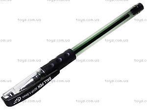Шариковая ручка Tianjiao черная, 501P, фото