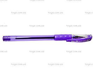 Шариковая ручка Tianjiao фиолетовая, 501P, купить