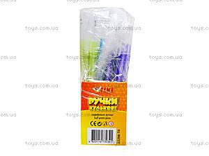 Ручка шариковая Light, 30 штук, 52206-TK, отзывы