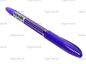 Ручка масляная Easy Office, фиолетовая, 5022, купить