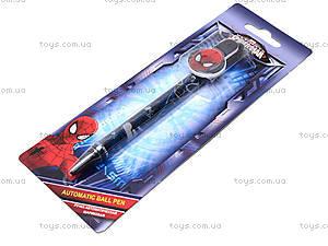 Ручка с фигурным клипом «Человек-паук», SMAB-US1-122-BL1, фото