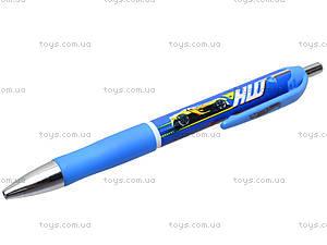 Ручка шариковая cиняя Hot Wheels, HW14-039K, купить