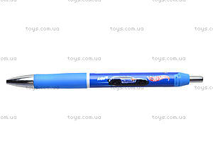Ручка шариковая cиняя Hot Wheels, HW14-039K, фото