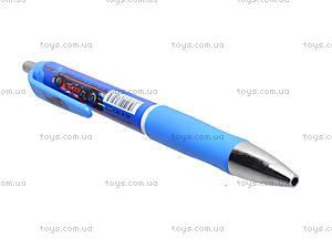 Ручка шариковая cиняя Hot Wheels, HW14-039K