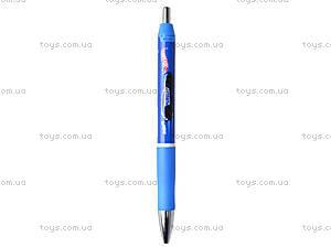 Ручка шариковая cиняя Hot Wheels, HW14-039K, отзывы