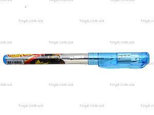 Ручка с фонариком Hot Wheels, HW14-035K, фото