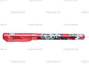 Ручка с фонариком Monster High, синяя, MH14-035K, купить