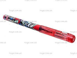 Ручка с фонариком Monster High, синяя, MH14-035K