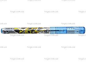 Ручка с фонариком, синяя, TF14-035K, купить