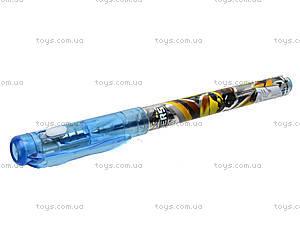Ручка с фонариком, синяя, TF14-035K