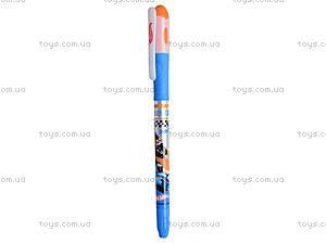Шариковая ручка Hot Wheels синяя, HW14-033K