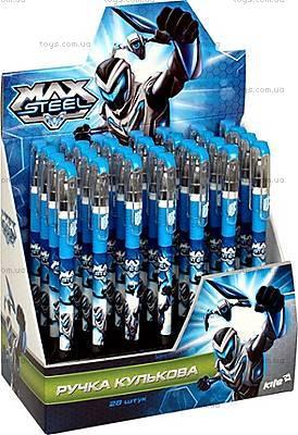 Ручка шариковая Max Steel, MX14-032K