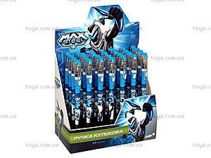 Ручка шариковая Max Steel, MX14-032K, фото