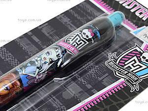 Ручка шариковая «Монстер Хай», синяя, MHBB-US1-119-BL1, фото