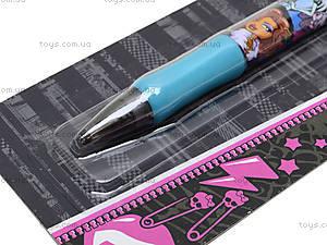 Ручка шариковая «Монстер Хай», синяя, MHBB-US1-119-BL1, отзывы
