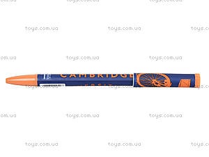 Ручка масляная «Кембридж», синяя, 411534, купить