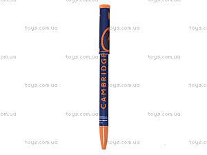 Ручка масляная «Кембридж», синяя, 411534