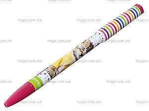 Ручка шариковая «Кошечки», синяя, 411506, купить